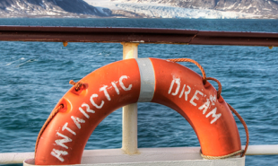 Antarctic-dream rescue