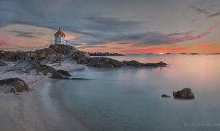 Litlte Lighthouse - Lofoten